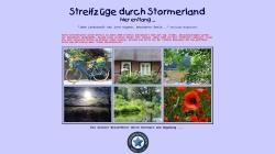 www.stormerland.de Vorschau, Streifzüge durch Stormerland