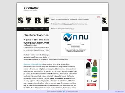 streetwear.n.nu