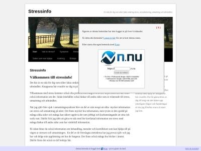 www.stressinfo.n.nu