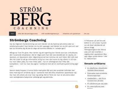 www.strombergscoachning.se