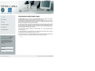 screenshot studiocapra.it
