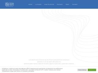 screenshot studioprivitera.org