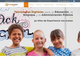 Captura de pantalla para studyplan.es
