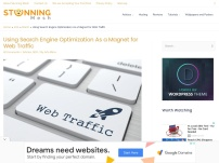 How to increase Web Traffic through Search Engines