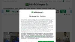 www.stz-online.de Vorschau, STZ - Südthüringer Zeitung