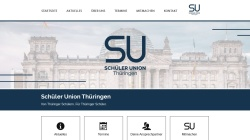 www.su-th.de Vorschau, Schüler Union Thüringen
