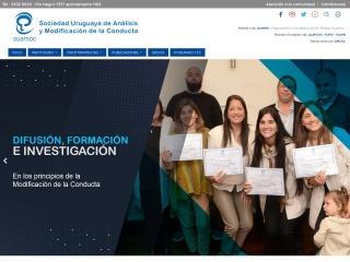 Captura de pantalla para suamoc.com.uy
