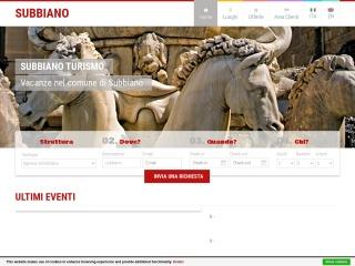 screenshot subbiano.com