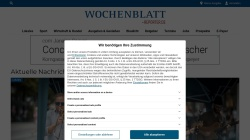 www.suewe.de Vorschau, Wochenblatt