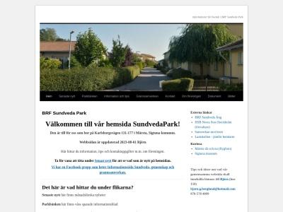 www.sundvedapark.nu