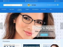 Sunoptique.com coupon codes May 2019