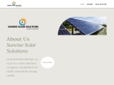 Sunrise Solar Solutions Brisbane