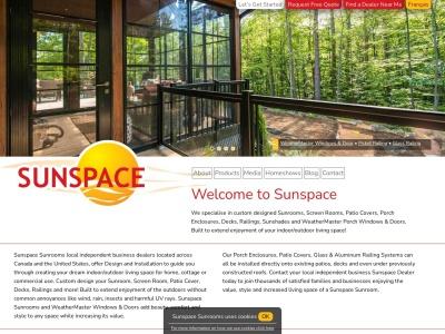 http://www.sunspacesunrooms.com