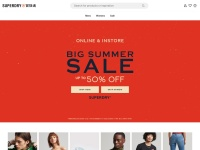 SuperDry Ireland Fast Coupon & Promo Codes