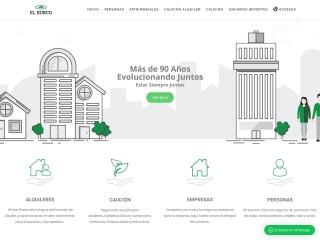 Captura de pantalla para surcoseguros.com.ar
