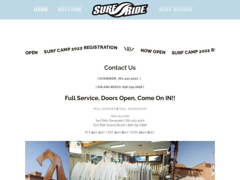 Surf Ride screenshot
