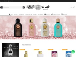 Surrati Perfumes | From its abode in the heart of Mecca