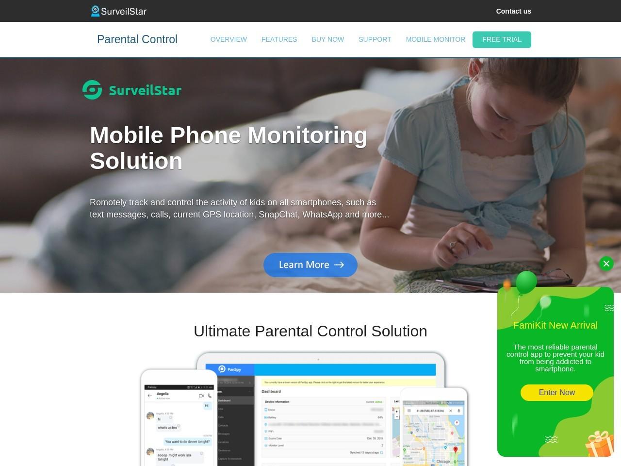 SurveilStar Pro. for 5 Licenses