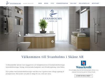 www.svanholms.com