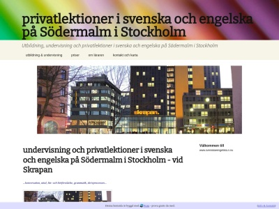 www.svenskaochengelska.n.nu