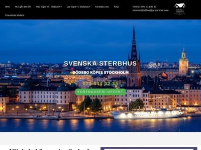 svenskasterbhus.se