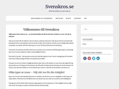 www.svenskros.se