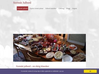 svensktjulbord.se