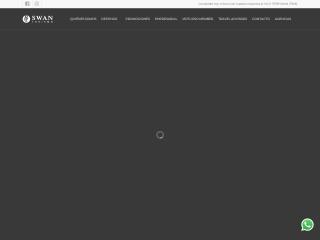 Captura de pantalla para swanargentina.com.ar