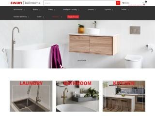 Screenshot for swanplumbing.com.au