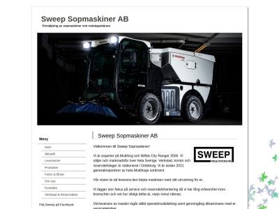 sweepsopmaskiner.se