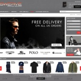 Free UK Delivery at Swerve