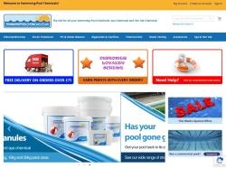 Swimming Pool Chemicals UK