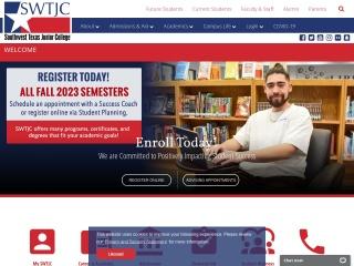 Screenshot for swtjc.edu