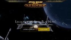 www.swtor.com Vorschau, Star Wars: The Old Republic