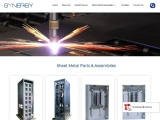 Sheet metal parts and assemblies manufacturers – Synergy punching