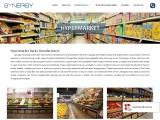 Supermarket Racks Manufacturers | Synergy Punching