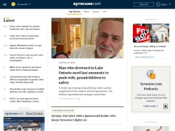 Syracuse & Central NY Local News – syracuse.com