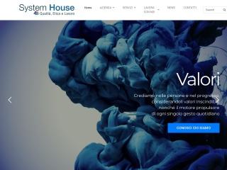 screenshot systemhouse.it