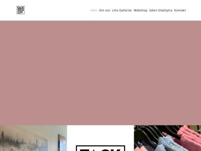 www.tackochlovsalen.se
