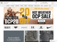 Tacticalgear Fast Coupon & Promo Codes