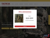 Tactical World Store Coupon Codes & Discounts