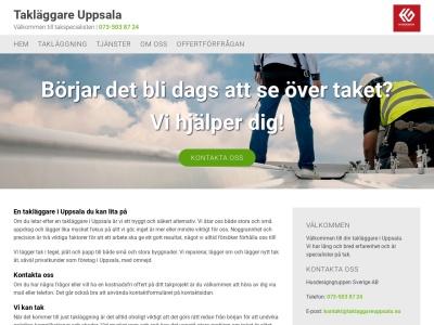 www.taklaggareuppsala.nu
