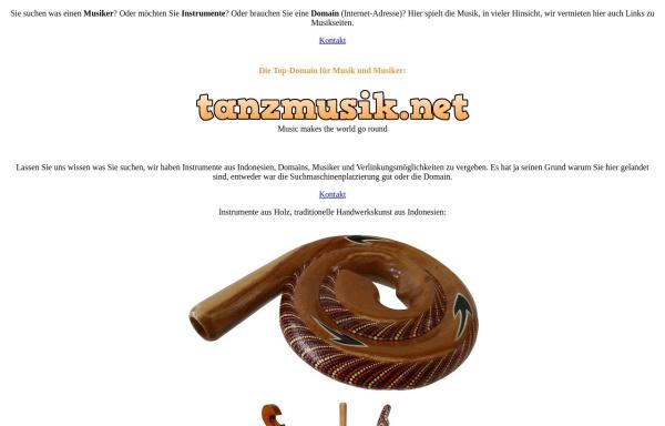 Vorschau von www.tanzmusik.net, Obermayr, Alois