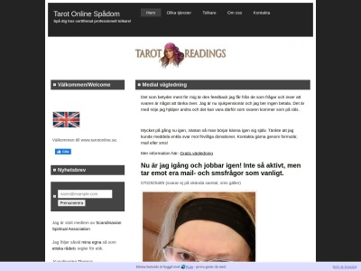 www.tarotonline.se