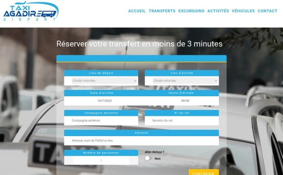 Activités Minibus pas cher sur Agadir