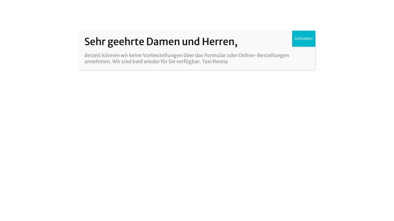 www.taxib.de Vorschau, Taxi Auto Zentrale Royal GmbH
