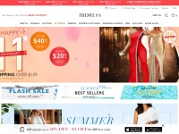 TB Dress Coupon Codes & Discounts