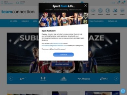 Teamconnection coupon codes April 2019