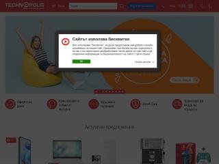 Screenshot for technopolis.bg