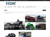 Get Cars news from TechyFolios